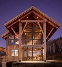Что надо знать о деревянном доме?