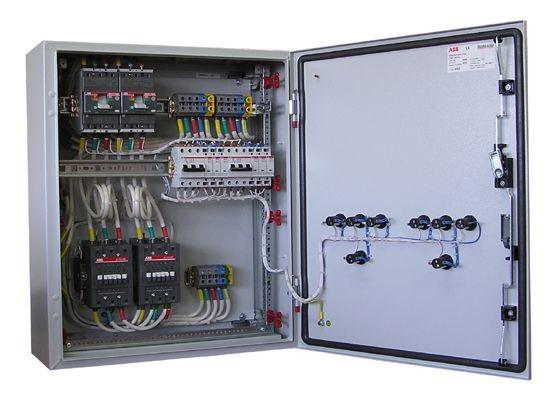 Электротехническое оборудование