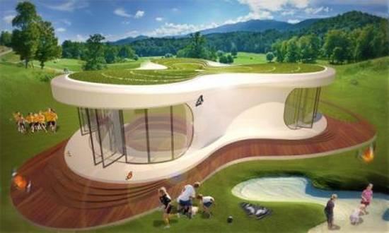 Экологическое строительствоЭкологическое строительство