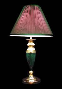 Светильники с абажуром
