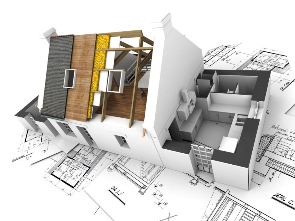 Проектирование коммерческих и жилых сооружений