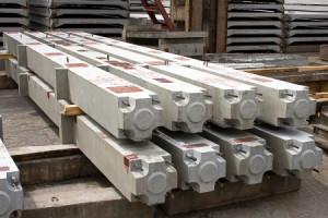 Преимущество использования ЖБИ колонн в строительстве