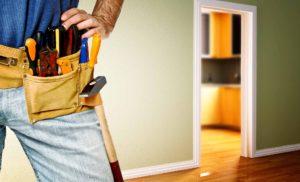 Услуги ремонта под ключ