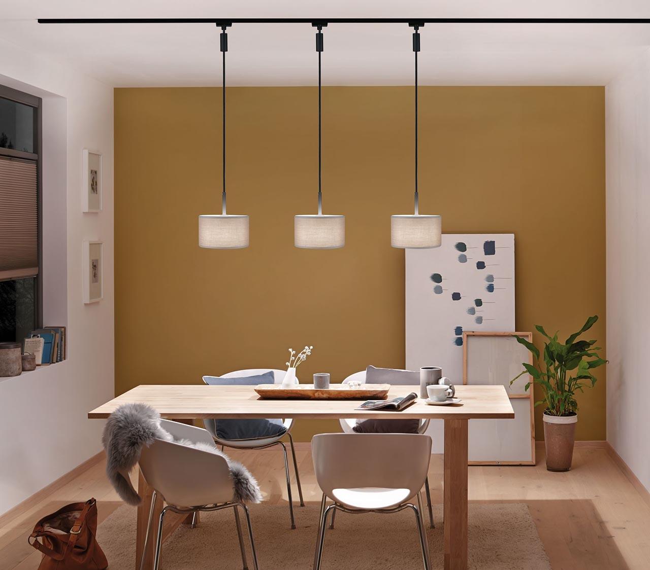система освещения гостиной