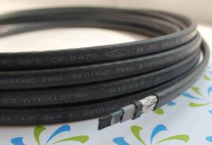 Преимущества экранированного греющего кабеля