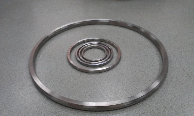 Особенности металлических овальных прокладок