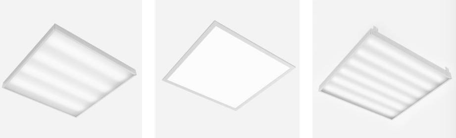 Преимущества офисных светодиодных светильников