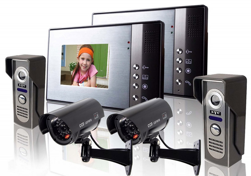 Cвязь, видеонаблюдение и домофоны: комплекты усиления