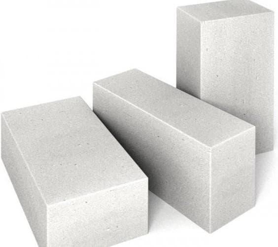 Использование газобетонных блоков D500