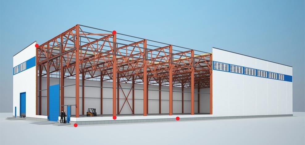 Строительство и проектирование быстровозводимых зданий
